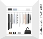 vector flat illustration for... | Shutterstock .eps vector #706417000