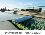 new york  august 2017   samsung ...   Shutterstock . vector #706421320