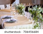decor wedding | Shutterstock . vector #706456684
