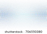 light blue vector banner set of ... | Shutterstock .eps vector #706550380