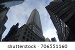 manhattan  new york   06.03... | Shutterstock . vector #706551160