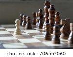 chess board    Shutterstock . vector #706552060