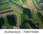 aerial view | Shutterstock . vector #706573600