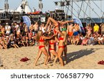 odessa  ukraine   august 26 ... | Shutterstock . vector #706587790