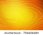 light orange vector zentangle