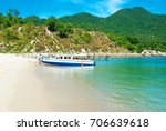 cham island  vietnam  circa...   Shutterstock . vector #706639618