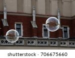 the buildings around the...   Shutterstock . vector #706675660