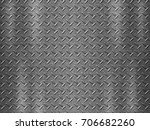 metal texture background... | Shutterstock . vector #706682260