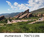 Natural Red Rock Sandstone...