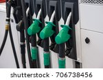 charging station for electric... | Shutterstock . vector #706738456