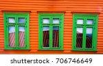 window facade   | Shutterstock . vector #706746649
