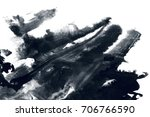 abstract ink background. marble ... | Shutterstock . vector #706766590