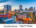 memphis  tennessee  usa... | Shutterstock . vector #706777984