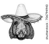 Hog  Pig  Wild Boar  Aper  Boa...