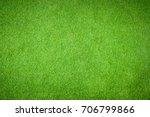 green grass wall texture... | Shutterstock . vector #706799866