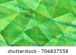 polygon abstract polygonal... | Shutterstock . vector #706837558