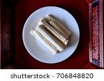 korean traditional food candy   Shutterstock . vector #706848820
