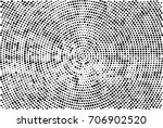 halftone radial black and white.... | Shutterstock . vector #706902520