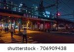 tokyo  japan   30th august ... | Shutterstock . vector #706909438