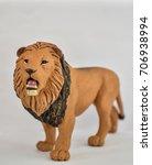 lion animal toys | Shutterstock . vector #706938994