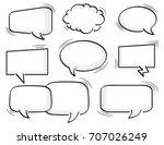 vector illustration of a... | Shutterstock .eps vector #707026249