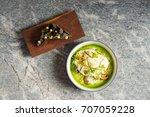 haute cuisine  gourmet... | Shutterstock . vector #707059228