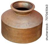 Antique  Bronze  Indian Water...