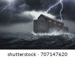 Noah's Ark Vessel In The...