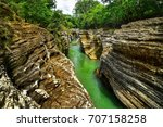 los cajones de chame panama | Shutterstock . vector #707158258