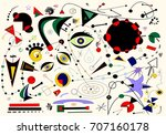 abstract white background ...