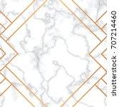 marble texture vector background | Shutterstock .eps vector #707214460