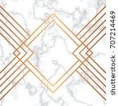 marble texture vector background | Shutterstock .eps vector #707214469