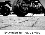 motorcycle   Shutterstock . vector #707217499