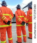 Small photo of A fireman is a firefighter. It may also be used restrictively to refer only to male firefighters.