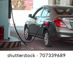 gas station car.   Shutterstock . vector #707339689