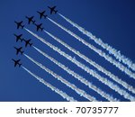 Aerobatic Group Formation At...