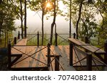 sunrise | Shutterstock . vector #707408218