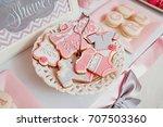 candy bar | Shutterstock . vector #707503360