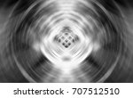 beautiful abstract dynamic grey ... | Shutterstock . vector #707512510