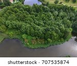 top view of parks | Shutterstock . vector #707535874