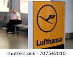 berlin  germany   august 19 ... | Shutterstock . vector #707562010