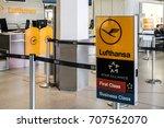 berlin  germany   august 19 ... | Shutterstock . vector #707562070
