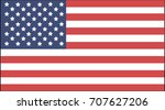 flag | Shutterstock .eps vector #707627206