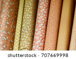 close up photograph of colorful ... | Shutterstock . vector #707669998