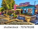 serbia  belgrade   september 1  ...   Shutterstock . vector #707678188