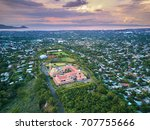 Landscape Of Managua City In...