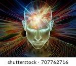 Radiating Mind Series. 3d...