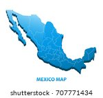 highly detailed three... | Shutterstock .eps vector #707771434