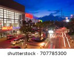 bangkok thailand   oct 8 2017 ... | Shutterstock . vector #707785300