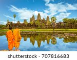 Angkor wat is a temple complex...